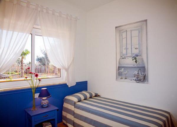 Residence dei margi messina trilocale - Camera da letto singola ...